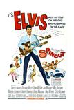 CALIFORNIA HOLIDAY (aka SPINOUT), center: Elvis Presley on international one sheet poster, 1966. Prints