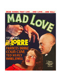 MAD LOVE, Frances Drake, Peter Lorre, 1935 Prints
