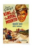 KING OF THE ROYAL MOUNTED Posters