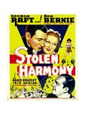 STOLEN HARMONY Print