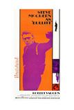 BULLITT, Steve McQueen, 1968. Poster