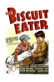 THE BISCUIT EATER, from left: Cordell Hickman, Promise the dog, Billy Lee, 1940 Posters