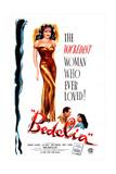 BEDELIA, US poster,  Margaret Lockwood, Ian Hunter, Margaret Lockwood, 1946 Posters