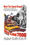 RED LINE 7000 Art