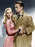 THIS GUN FOR HIRE, from left: Veronica Lake, Alan Ladd, 1942 Prints