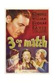THREE ON A MATCH, Warren William, Bette Davis, Joan Blondell, Ann Dvorak, 1932 Prints