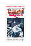 BABY DOLL, Eli Wallach, Carroll Baker, 1956 Prints
