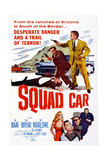 SQUAD CAR Prints