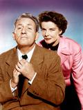 Adam's Rib, Spencer Tracy, Katharine Hepburn, 1949 Photo