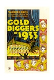 GOLD DIGGERS OF 1933 Posters