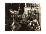 ANNA BOLEYN, (aka ANNE BOLEYN, aka DECEPTION), center: Emil Jannings as Henry VIII, 1920. Prints