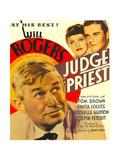 JUDGE PRIEST Prints