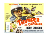 THUNDER IN CAROLINA Prints