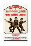 LITTLE BIG MAN, US poster, Dustin Hoffman, 1970 Poster