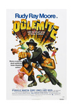 DOLEMITE, US poster, Rudy Ray Moore, 1975 Posters