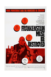 Frankenstein Must Be Destroyed, Freddie Jones, Peter Cushing, 1969 Prints