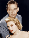 THE COUNTRY GIRL, from left: William Holden, Grace Kelly, 1954 Photo