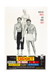 GIDGET, Cliff Robertson, Sandra Dee, James Darren, 1959 Prints