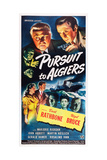PURSUIT TO ALGIERS Posters