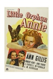 LITTLE ORPHAN ANNIE, top: Ann Gillis, bottom from left: June Travis, Robert Kent, 1938 Posters