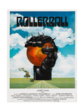 ROLLERBALL, French poster, 1975 Prints