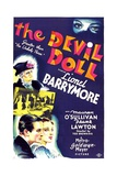 THE DEVIL DOLL Posters