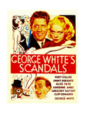 GEORGE WHITE'S SCANDALS Posters