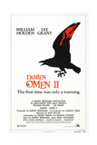 DAMIEN: OMEN II, US poster, 1978, TM & Copyright © 20th Century Fox/courtesy Everett Collection Prints
