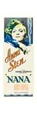 NANA, Anna Sten on insert poster, 1934 Prints