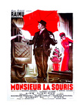 MIDNIGHT IN PARIS, French poster, (aka MONSIEUR LA SOURIS), Raimu, 1942 Posters
