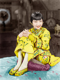 CHINATOWN CHARLIE, Anna May Wong, 1928 Photo