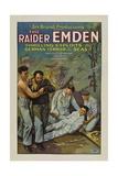 THE RAIDER EMDEN, 1928. Posters