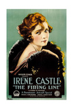 THE FIRING LINE, Irene Castle, 1919 Prints