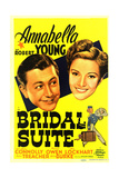 BRIDAL SUITE, US poster art, from left: Robert Young, Annabella, 1939 Prints
