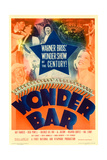 WONDER BAR Prints