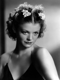 Simone Simon, publicity shot, ca. 1936. ©20th Century Fox, TM & Copyright / Courtesy: Ever… Photo