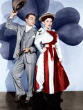 YANKEE DOODLE DANDY, from left: James Cagney (as George M. Cohan), Joan Leslie, 1942 Photo