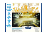 VANISHING POINT, 1971, TM & Copyright © 20th Century Fox Film Corp./courtesy Everett Collection Poster
