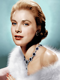 Grace Kelly, ca. 1955 Photo