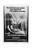 RABID, US poster, Marilyn Chambers, 1977 Prints