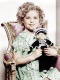 STOWAWAY, Shirley Temple, 1936. Photo