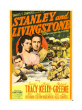STANLEY AND LIVINGSTONE Posters