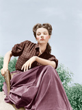 BELLE STARR, Gene Tierney, 1941. Photo