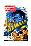 AERIAL GUNNER Print