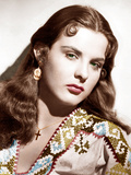 CAPTAIN FROM CASTILE, Jean Peters, 1947. Photo