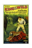 KING OF THE WILD, 'Chapter 6-The Creeping Doom', 1931 Prints