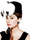 BREAKFAST AT TIFFANY'S, Audrey Hepburn, 1961 Poster