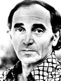 Charles Aznavour, portrait ca. 1970s Poster