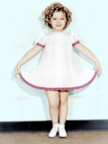 CURLY TOP, Shirley Temple, 1935. Photo