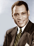 Paul Robeson, ca. 1930s Poster